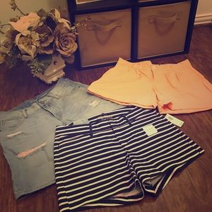 Shorts LOT!